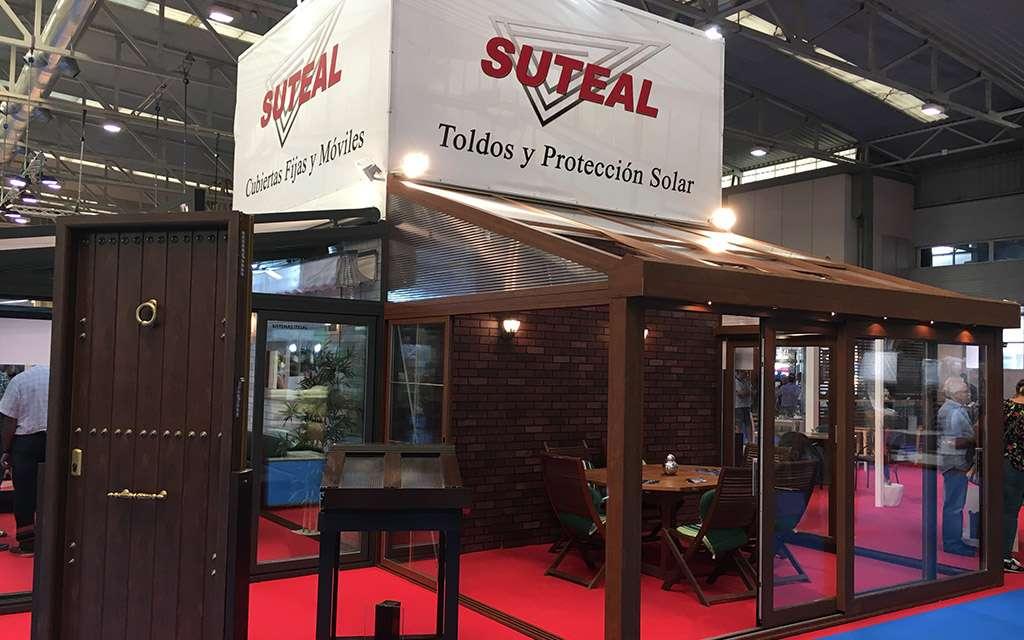 Noticia Feria de Muestras stand Suteal
