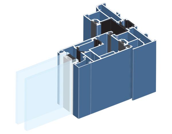 Corredera IT-128 ELV perfil Suteal ficha técnica 2