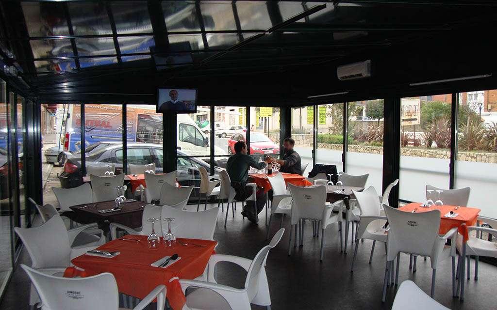 cubiertas fijas y móviles hostelería Suteal 3