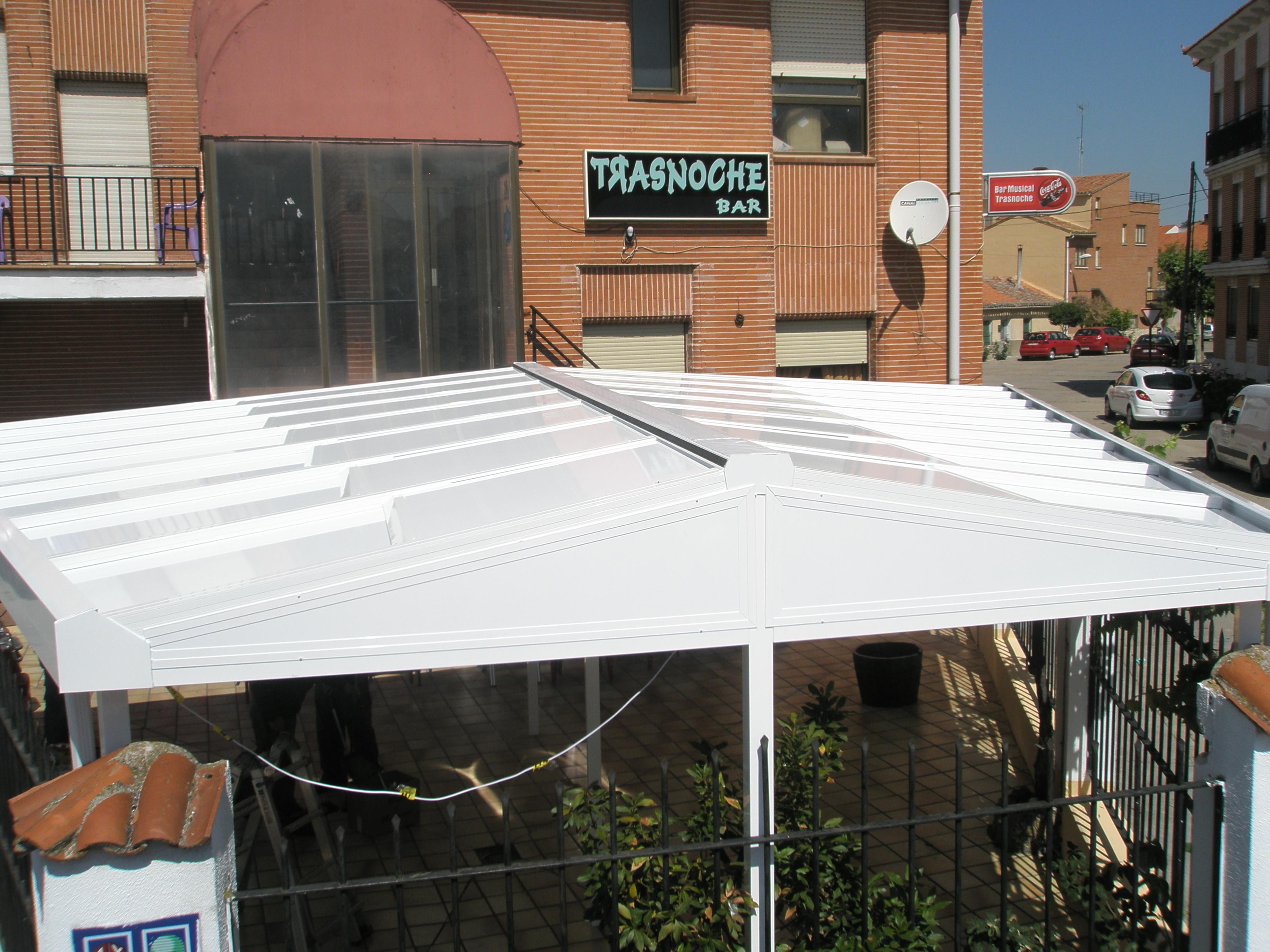 Suteal Hostelería bar La Trasnoche