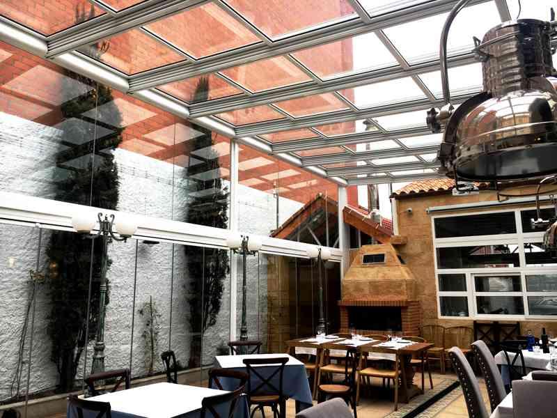 Suteal Hostelería restaurante Veguellina 3