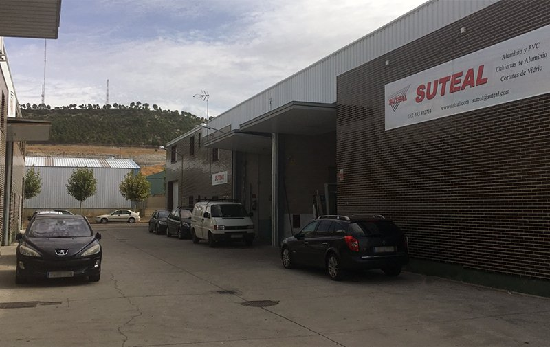 fabrica suteal aluminio y pvc Valladolid